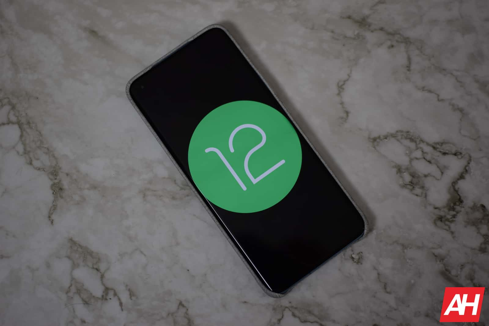 Android 12 Logo AM AH 4