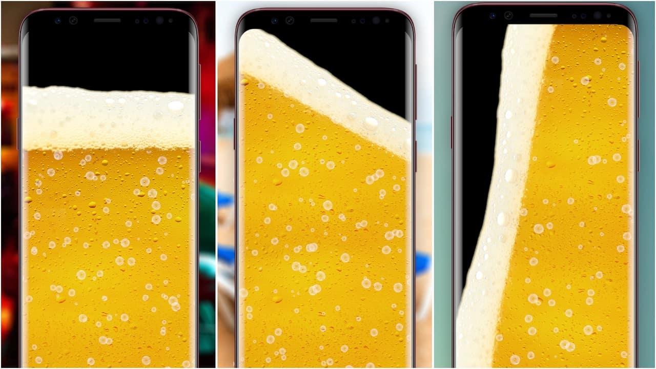 Beer Simulator iBeer1 app grid