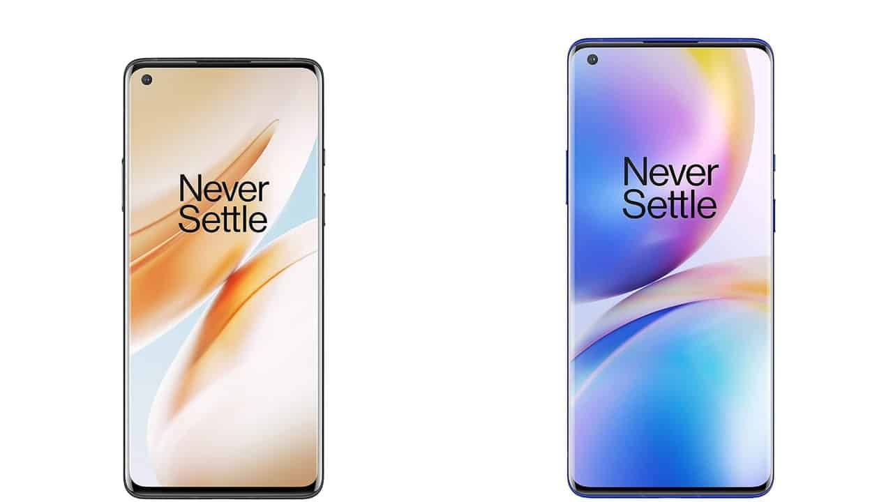 OnePlus 8 and 8 Pro render - Historical past Of OnePlus Flagship Smartphones