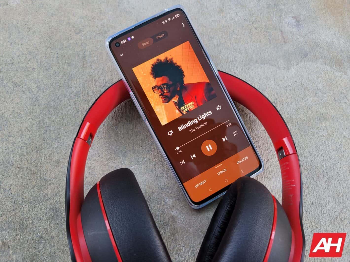 Oppo Reno5 Pro 5G AH HR Audio