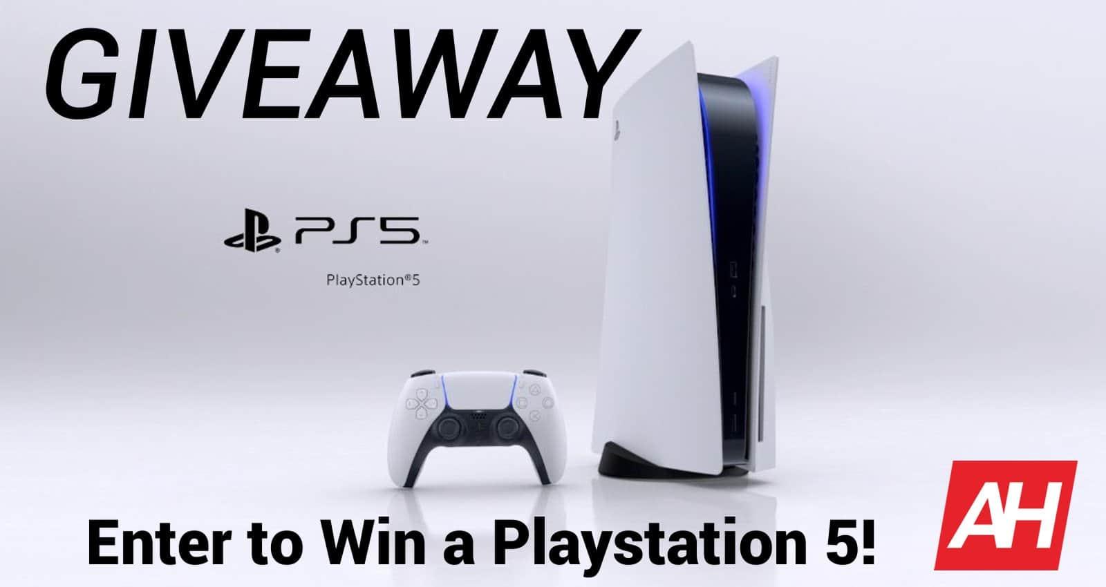 Playstation 5 Giveaway AndroidHeadlines 2