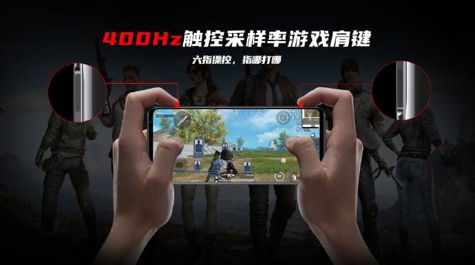 RedMagic 6 Gaming Phone teaser 2