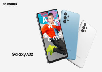 Samsung Galaxy A32 featured image