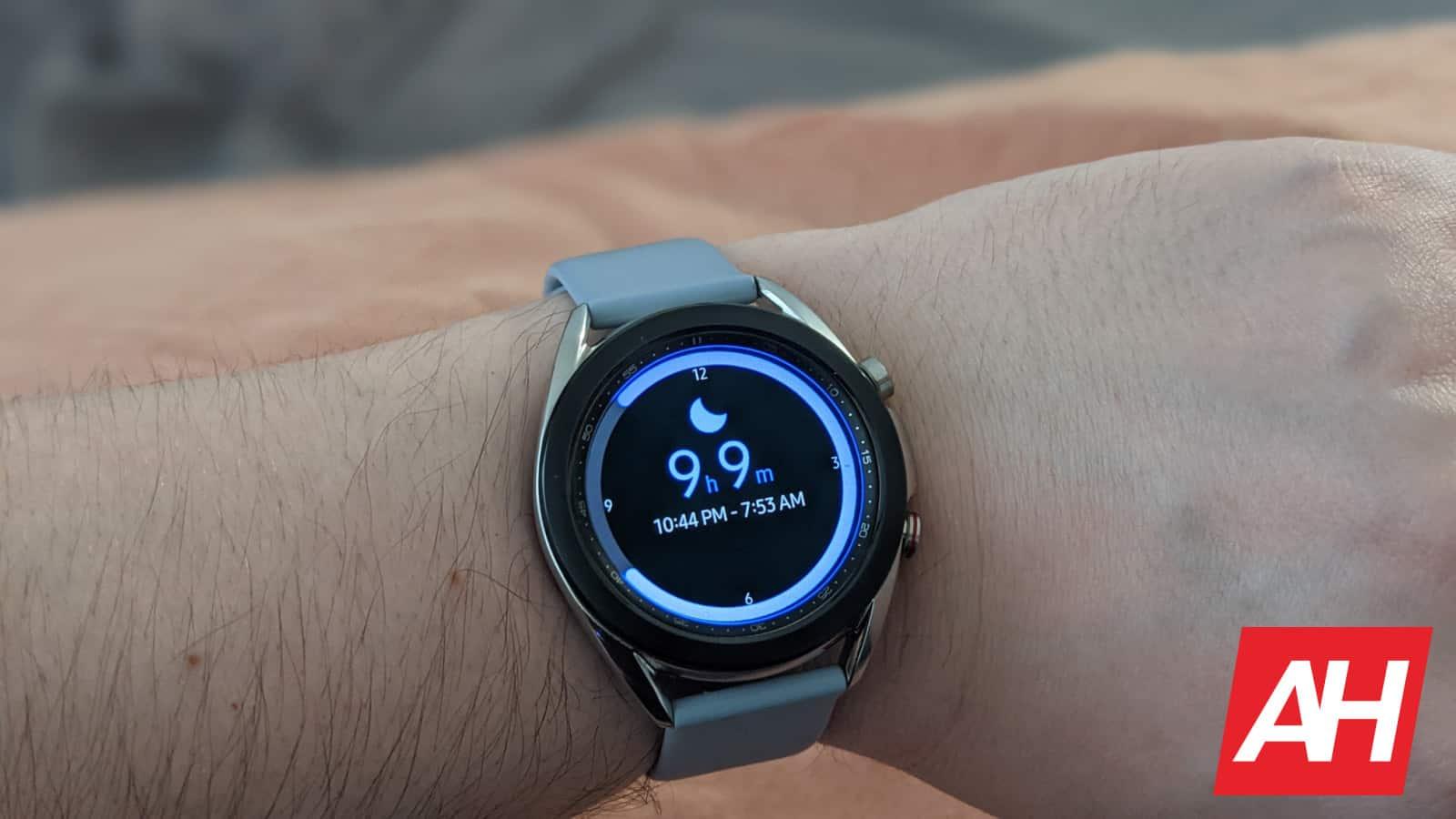 Samsung Galaxy Watch 3 Review 12