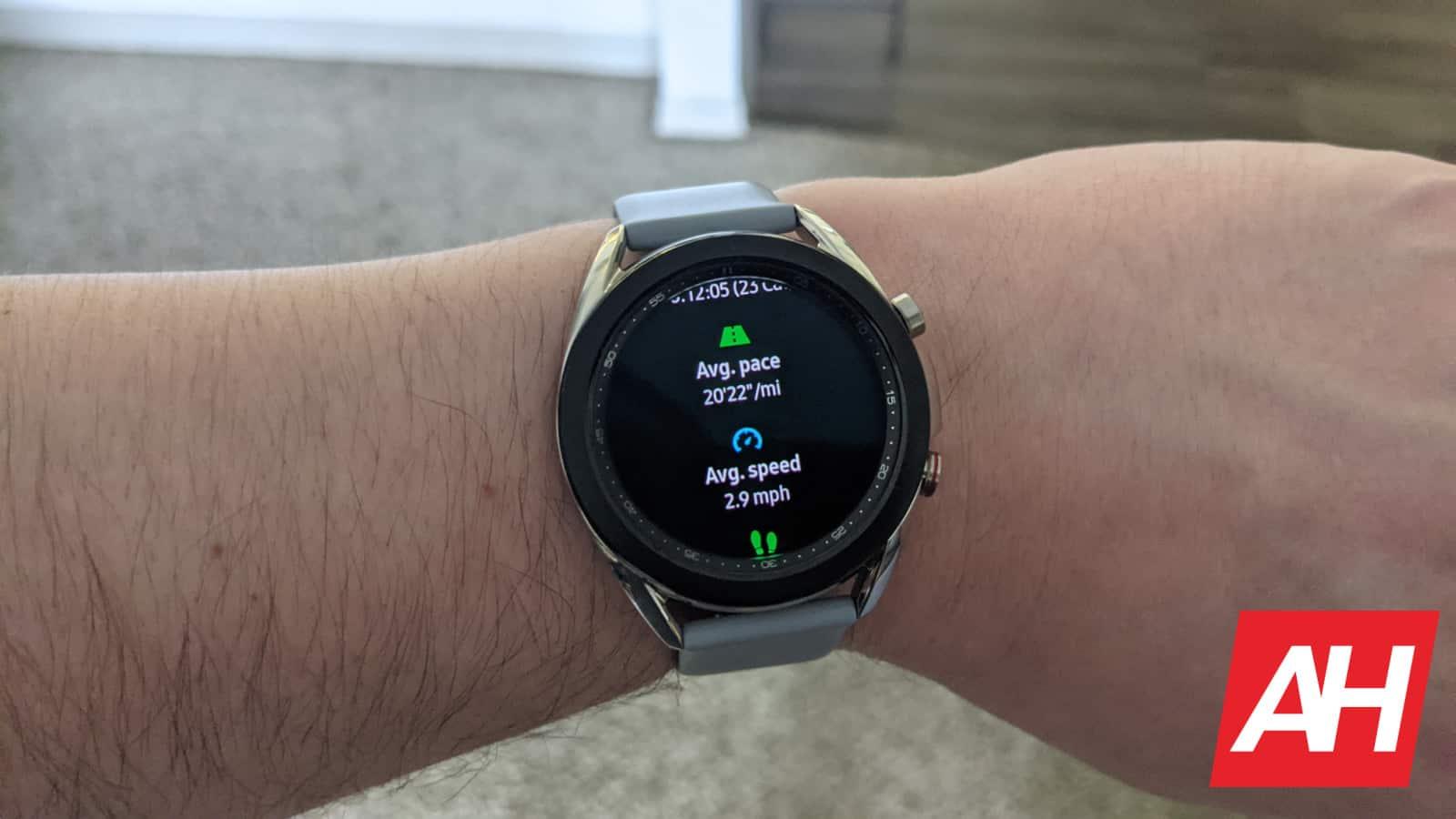 Samsung Galaxy Watch 3 Review 14