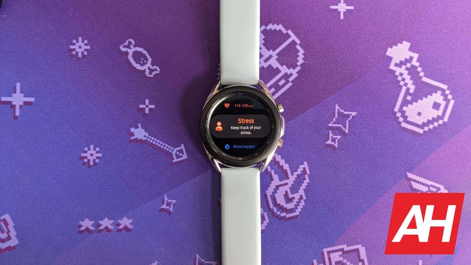 Samsung Galaxy Watch 3 Review 16