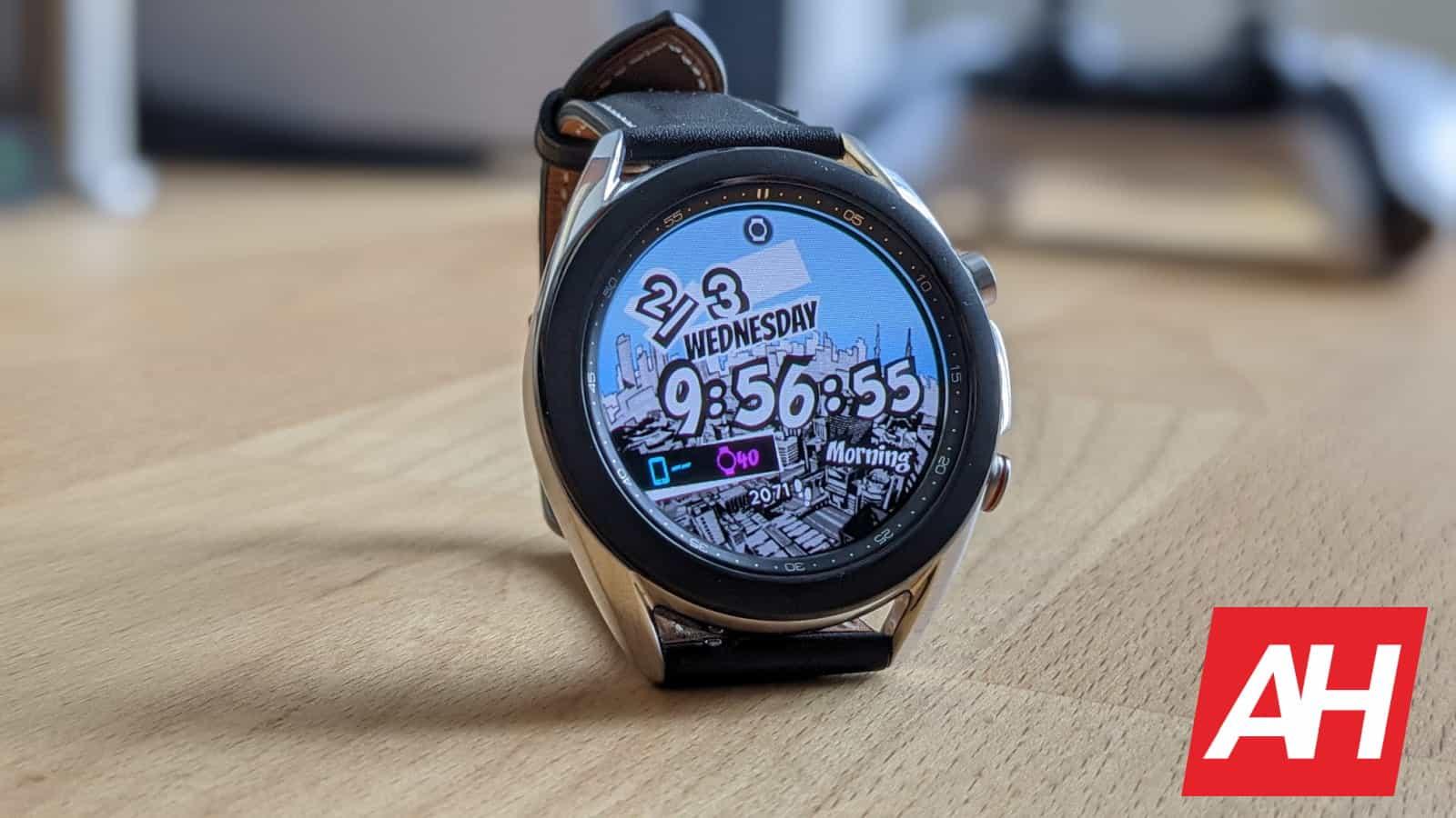 Samsung Galaxy Watch 3 Review 6