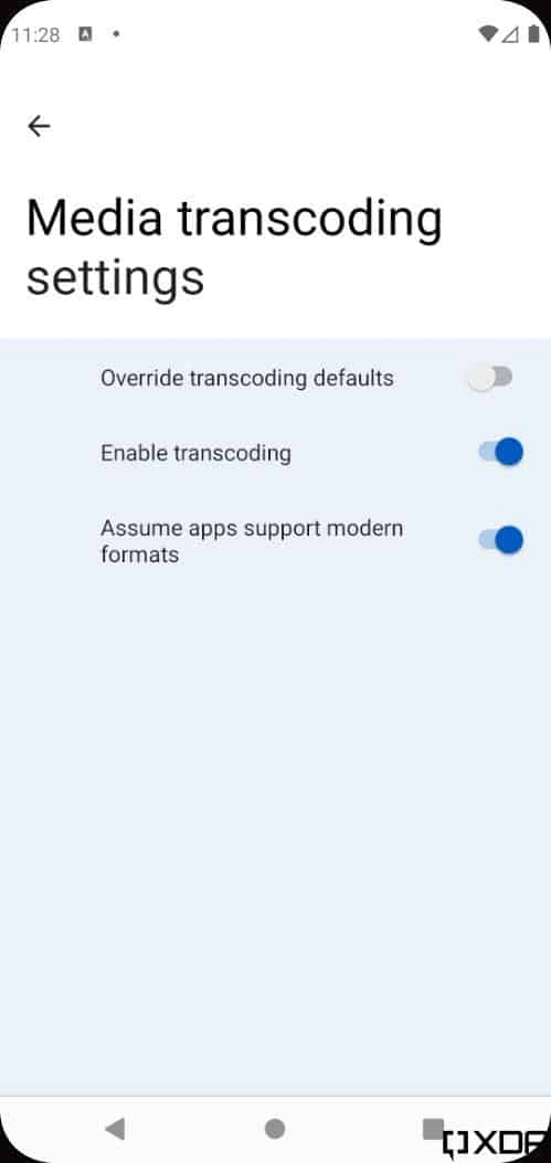 android 12 settings ui silky 3