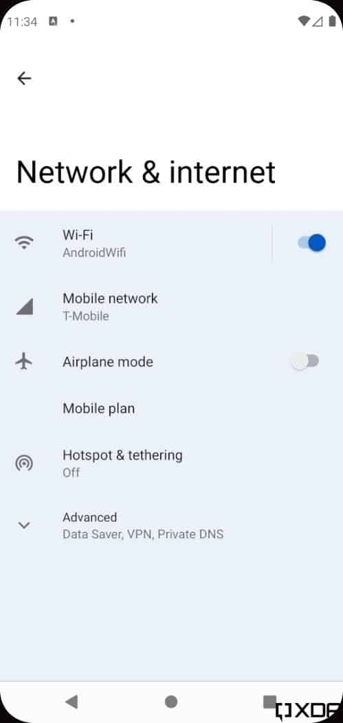 android 12 settings ui silky 6
