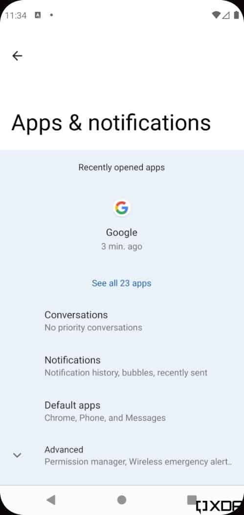 android 12 settings ui silky 8