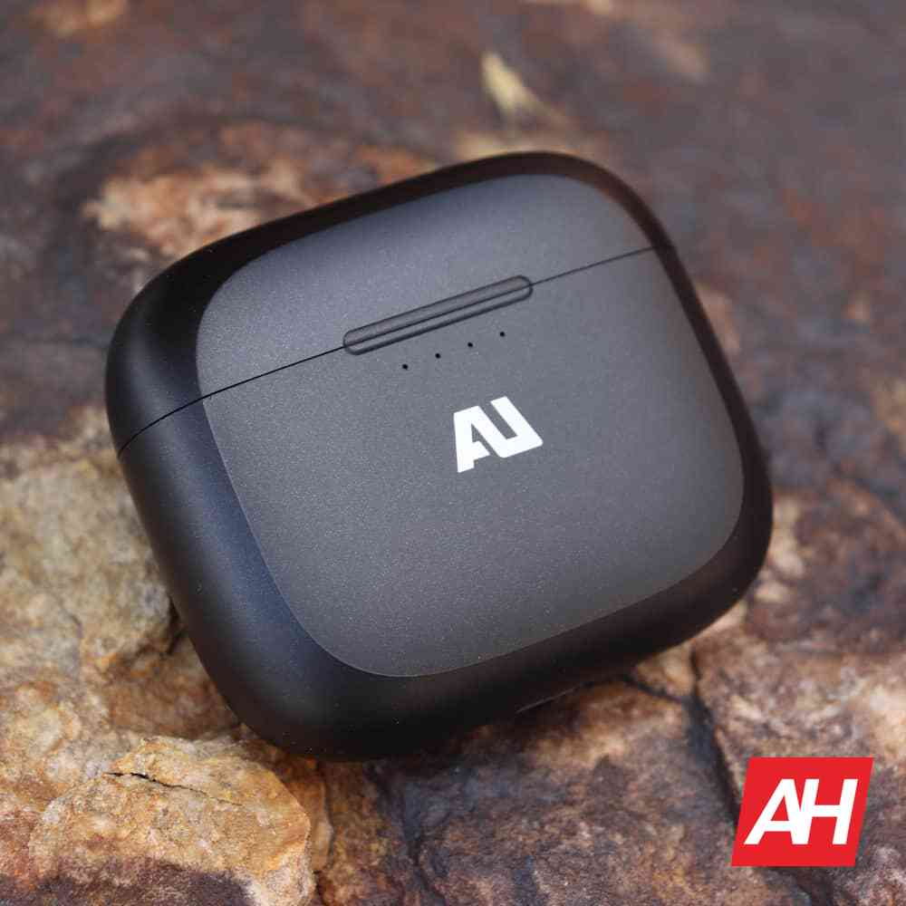 01 0 Ausounds AU Frekuensi ANC meninjau perangkat keras DG AH 2021