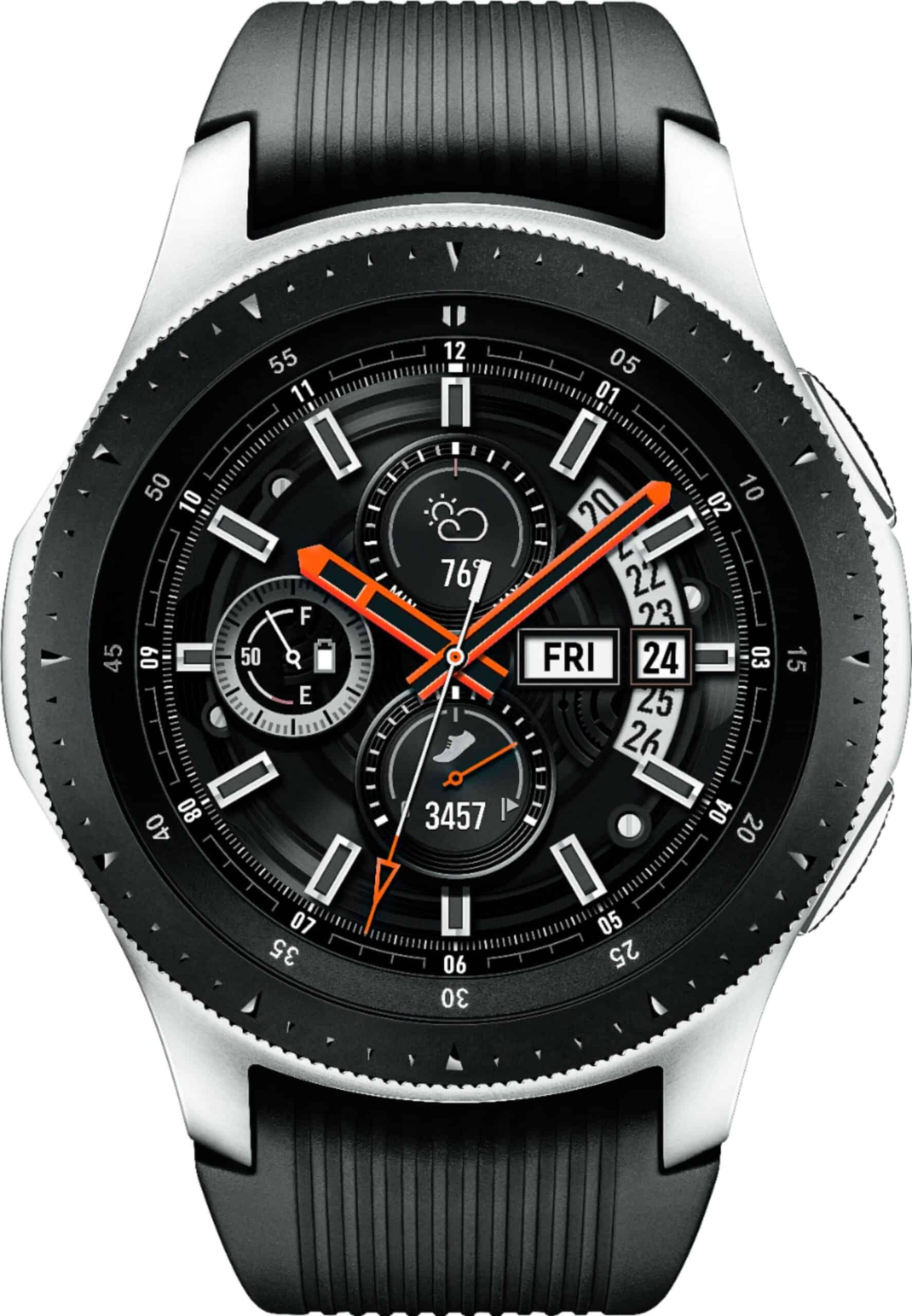 Samsung Galaxy Watch Smartwatch - Best Buy
