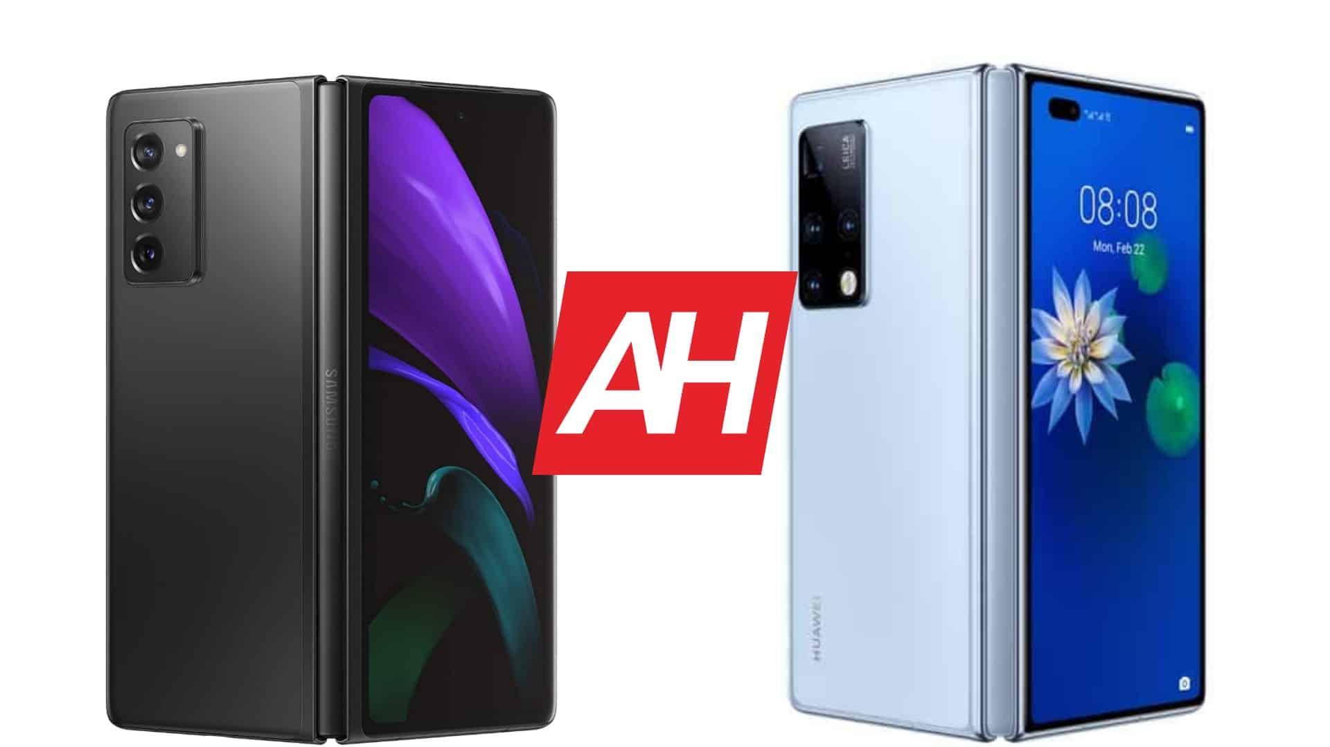 Phone Comparisons: Samsung Galaxy Z Fold 2 vs Huawei Mate X2 thumbnail