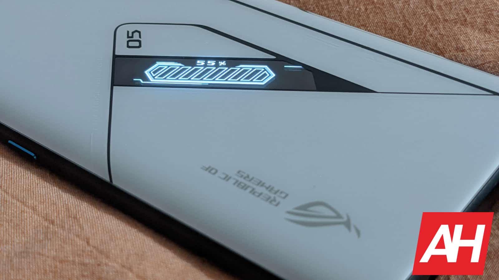 ASUS ROG Phone 5 Ultimate Review 23