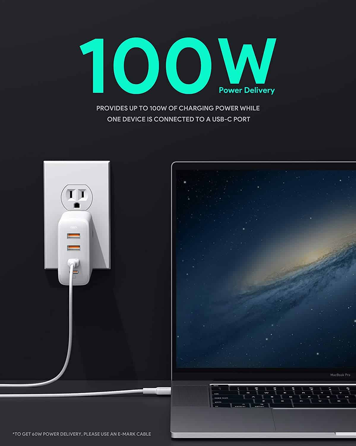 Aukey GaN Charger1