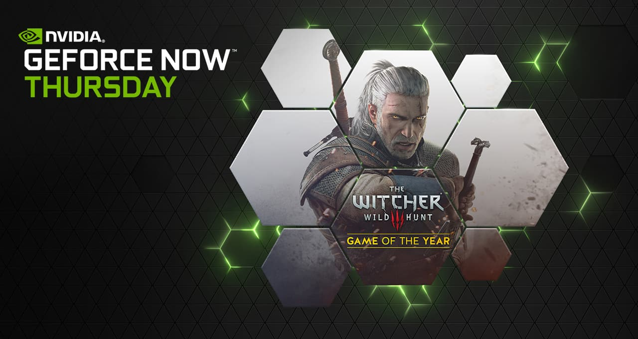 More GOG games join GeForce NOW starting today from The Witcher 3