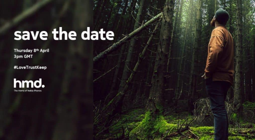 Nokia April 8 event