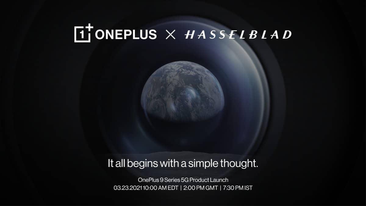 Kemitraan OnePlus Hasselblad