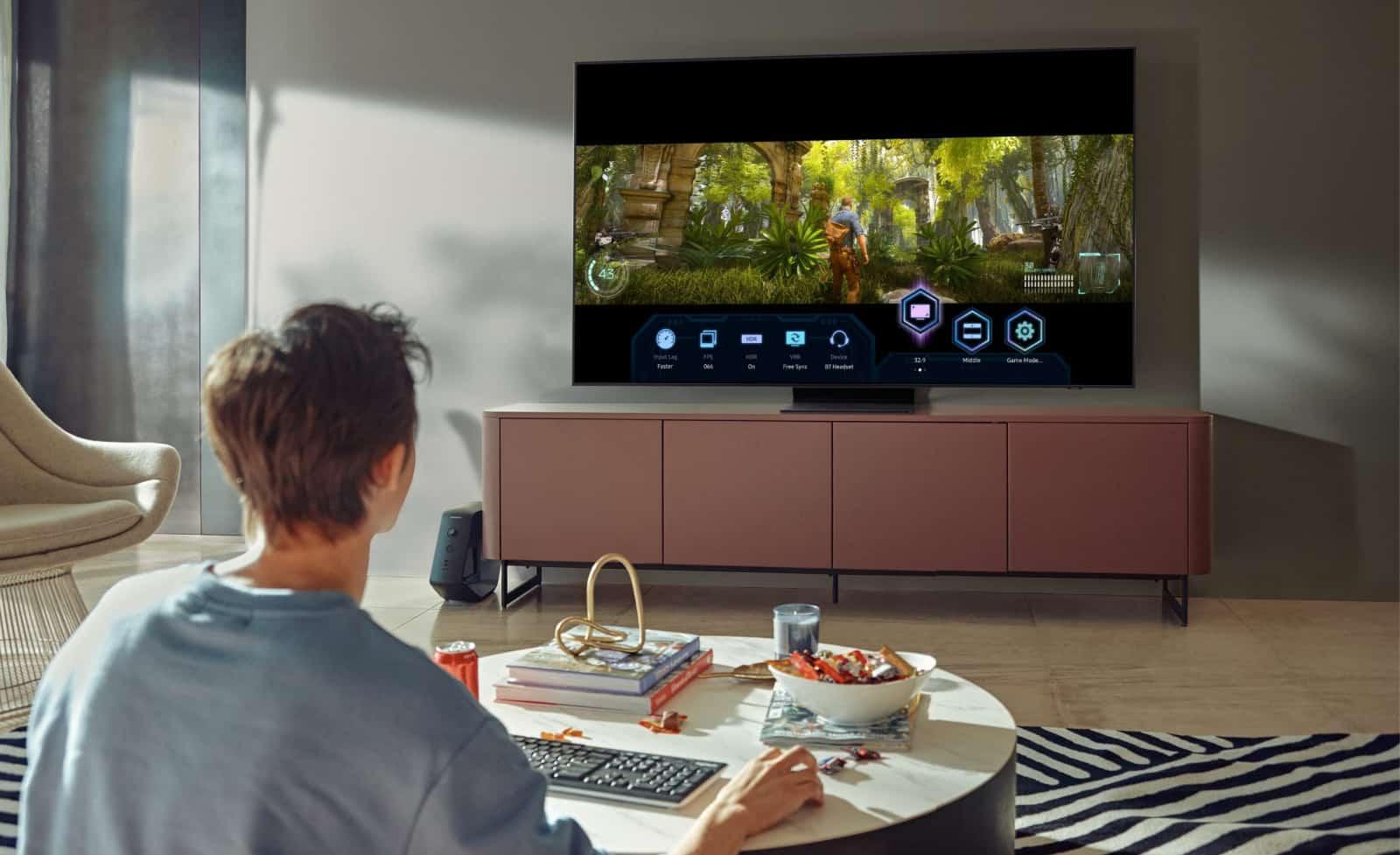 Perfect Gaming TV Gaming Mode