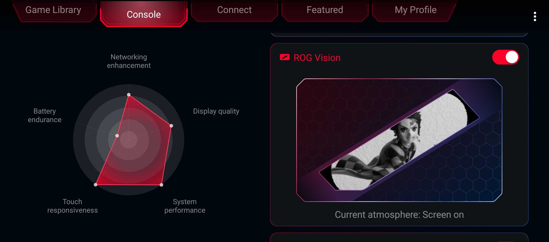 ROG Phone 5 ROG Vision