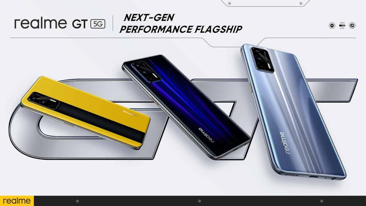Realme GT 5G image 2