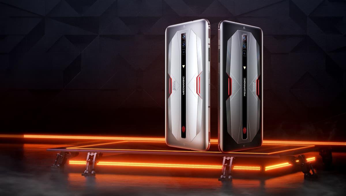 RedMagic 6 RedMagic 6 Pro 1