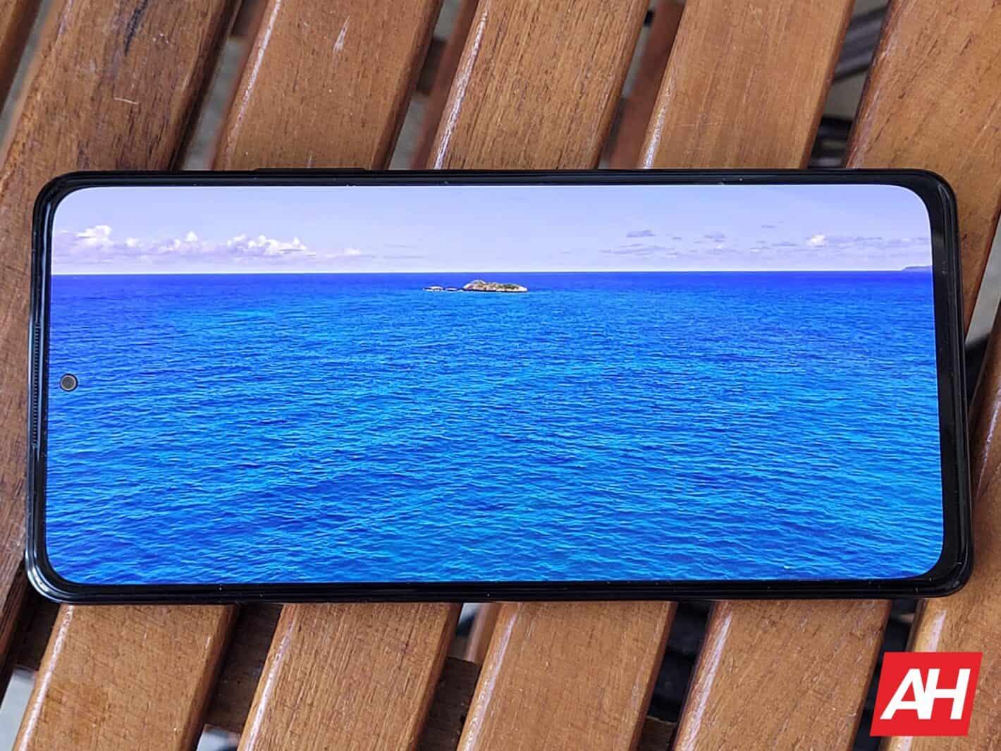 Redmi Note 10 Pro AH HR Display