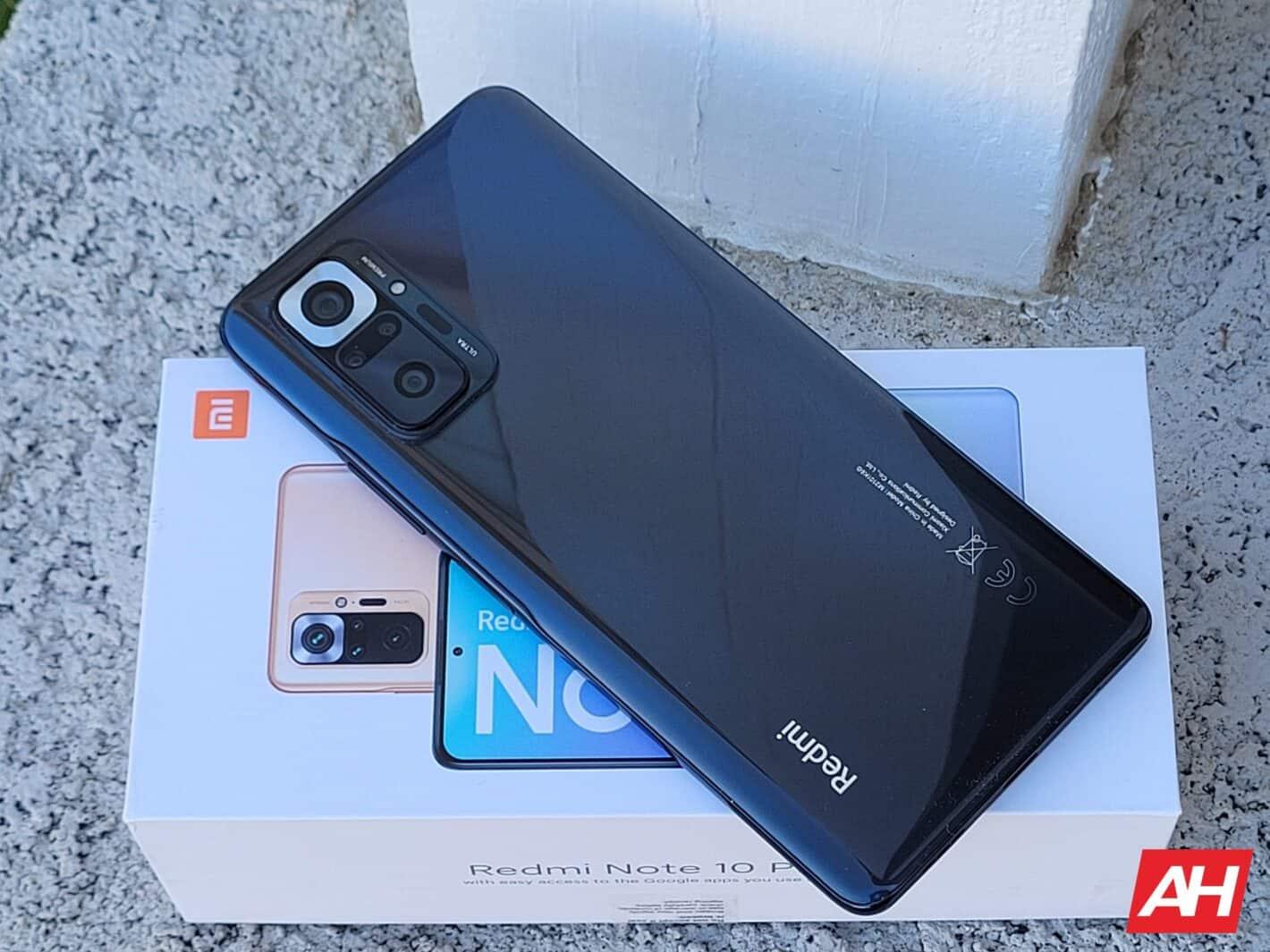 Redmi Note 10 Pro AH HR HW1
