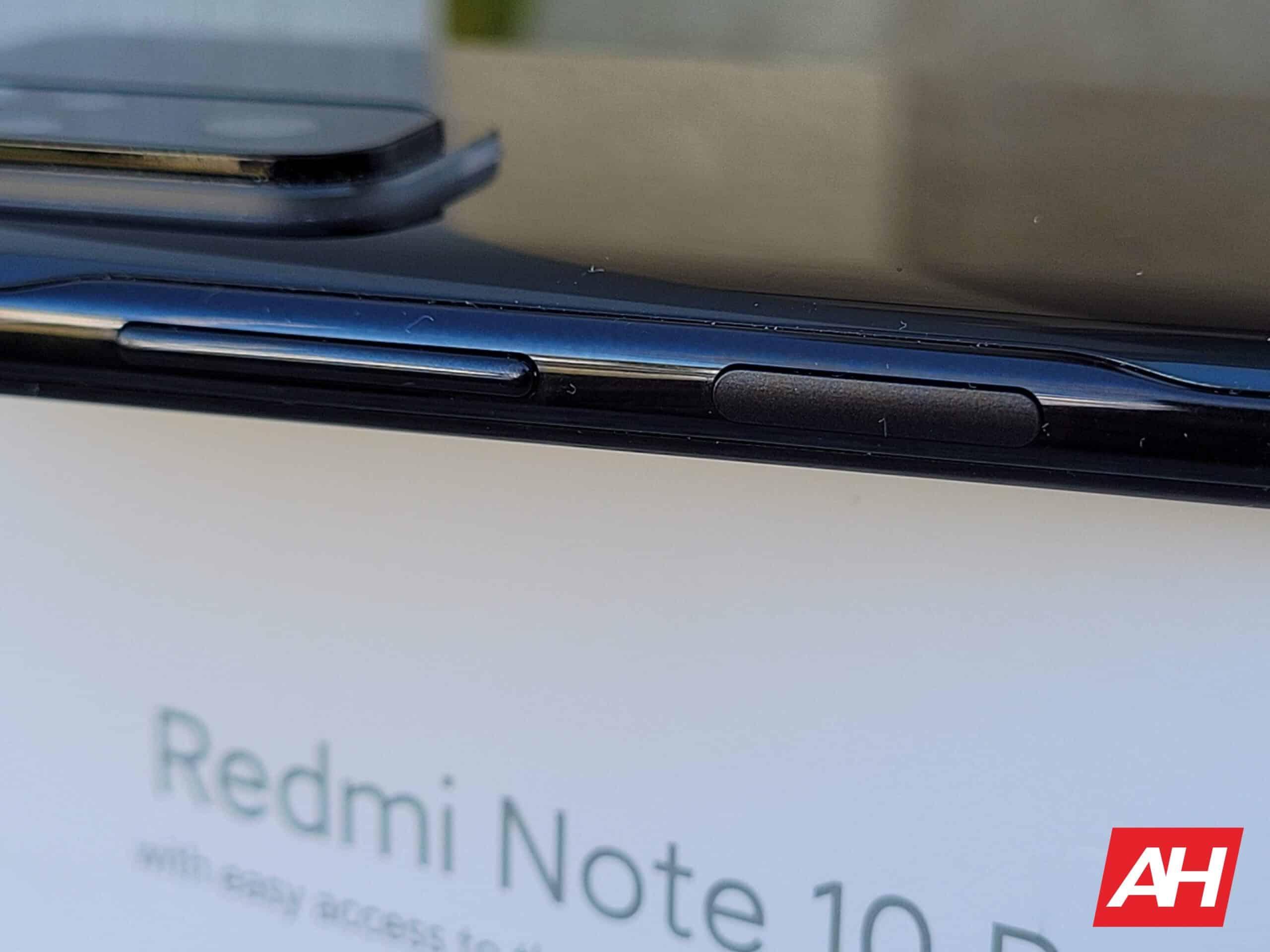 Redmi Note 10 Pro AH HR HW3
