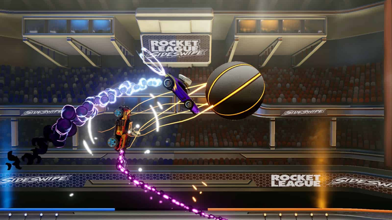 Rocket League Side Swipe Mobile 3