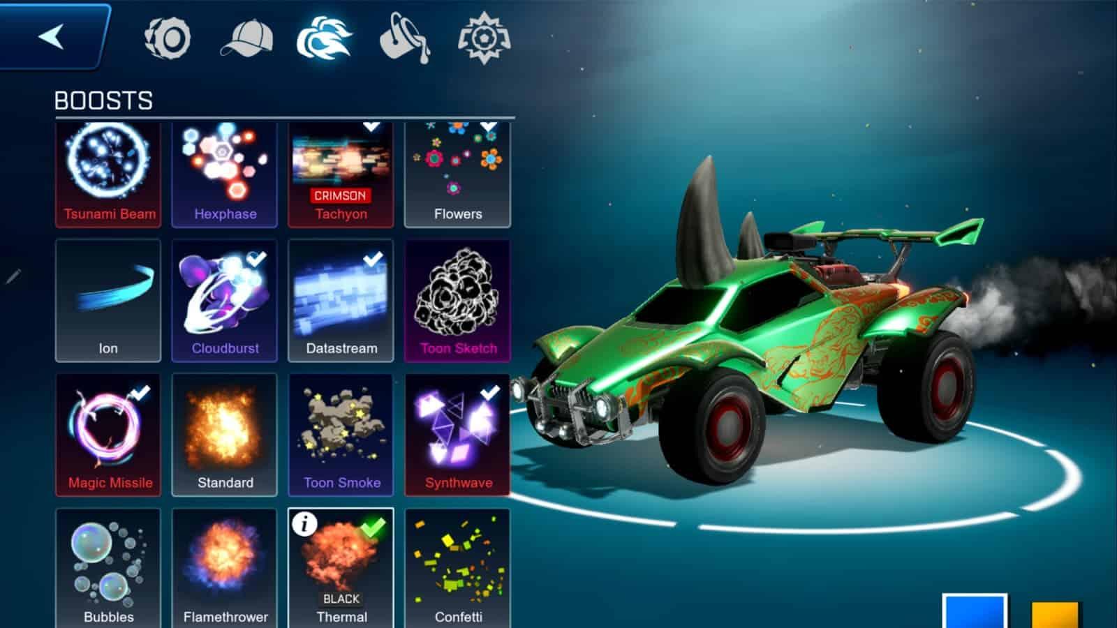 Rocket League Side Swipe Mobile 6
