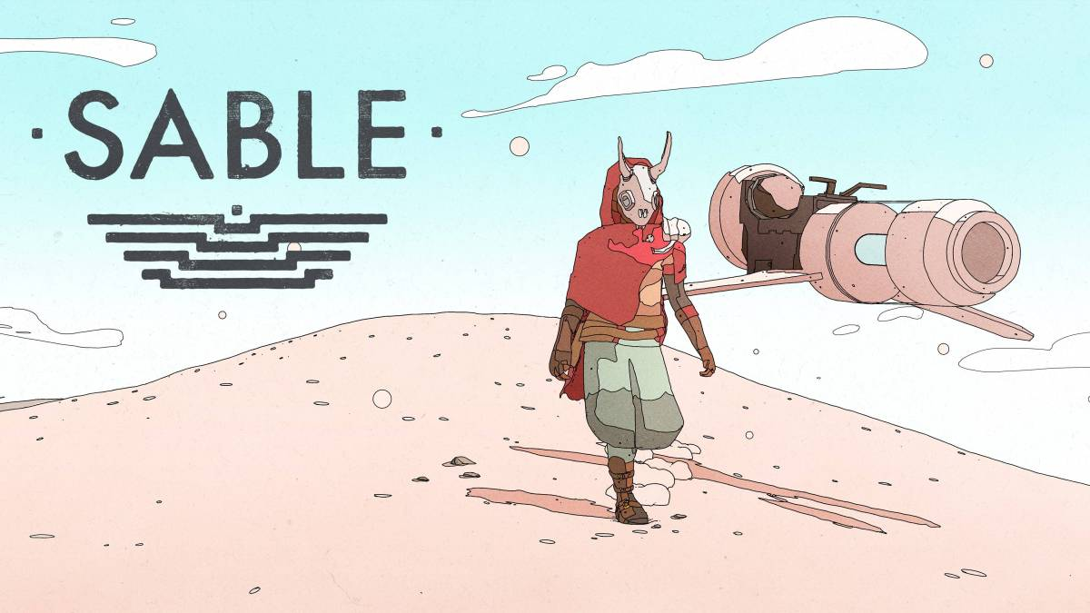 Sable Xbox Game Pass Indie