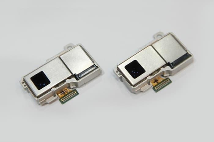 Samsung 10x optical zoom camera