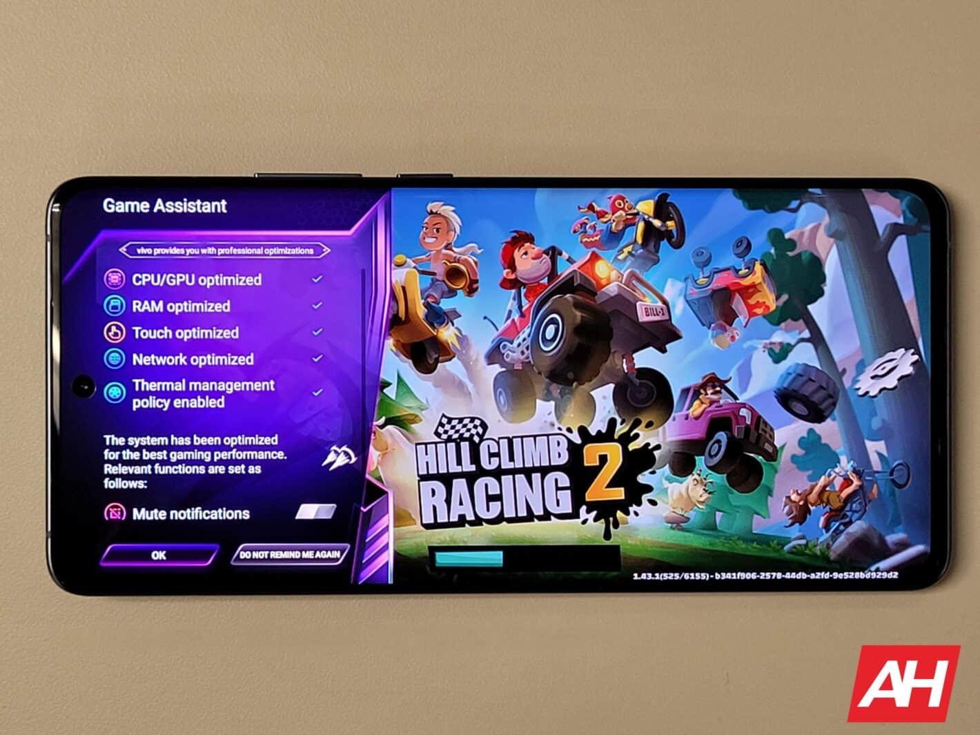 Vivo X60 Pro AH HR Gaming