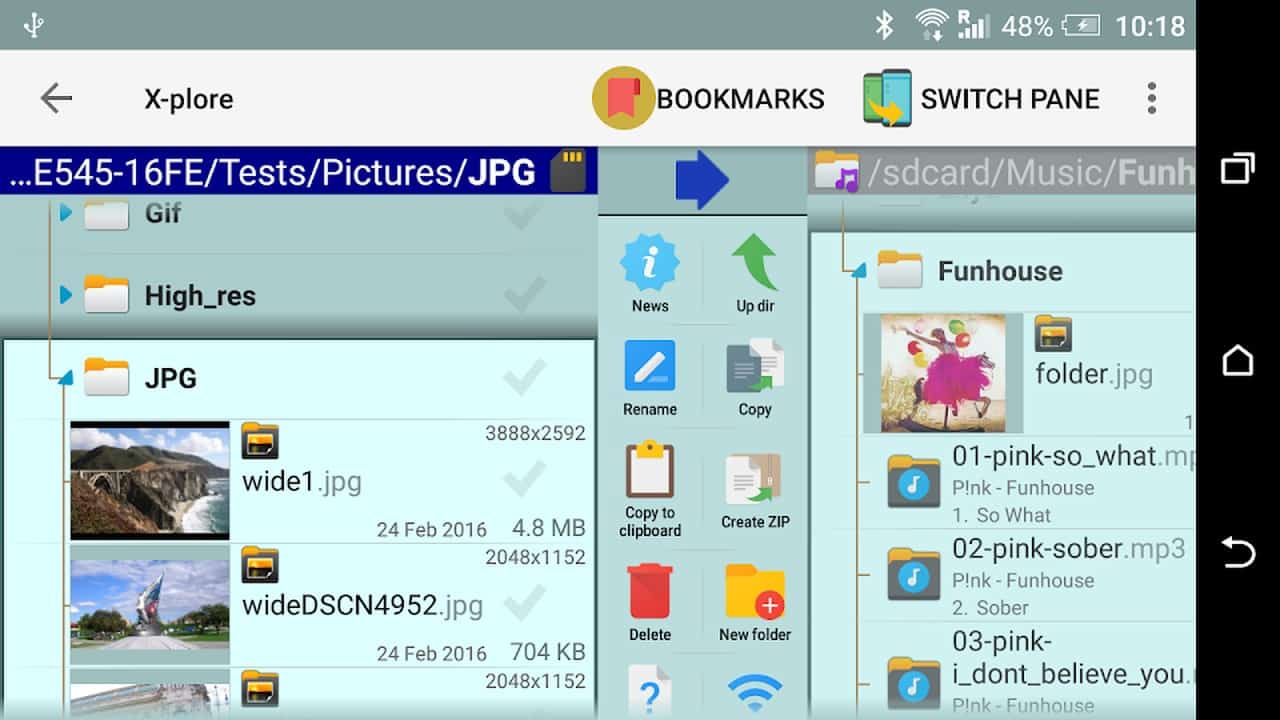 X plore File Manager1