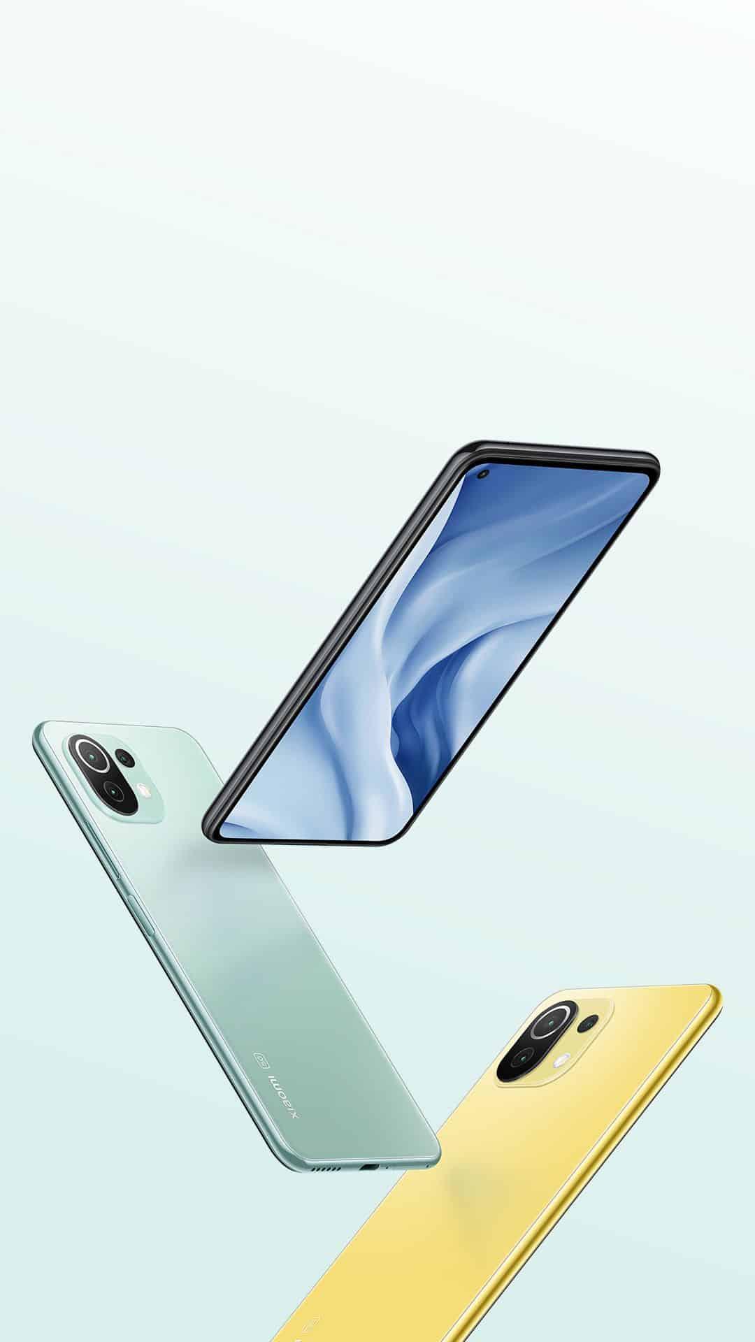 Xiaomi Mi 11 Lite image 1
