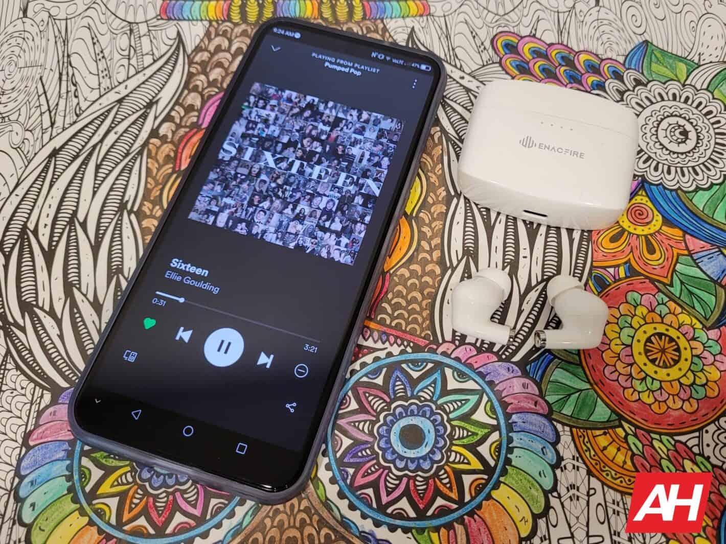 ZTE Axon 20 5G AH HR Audio
