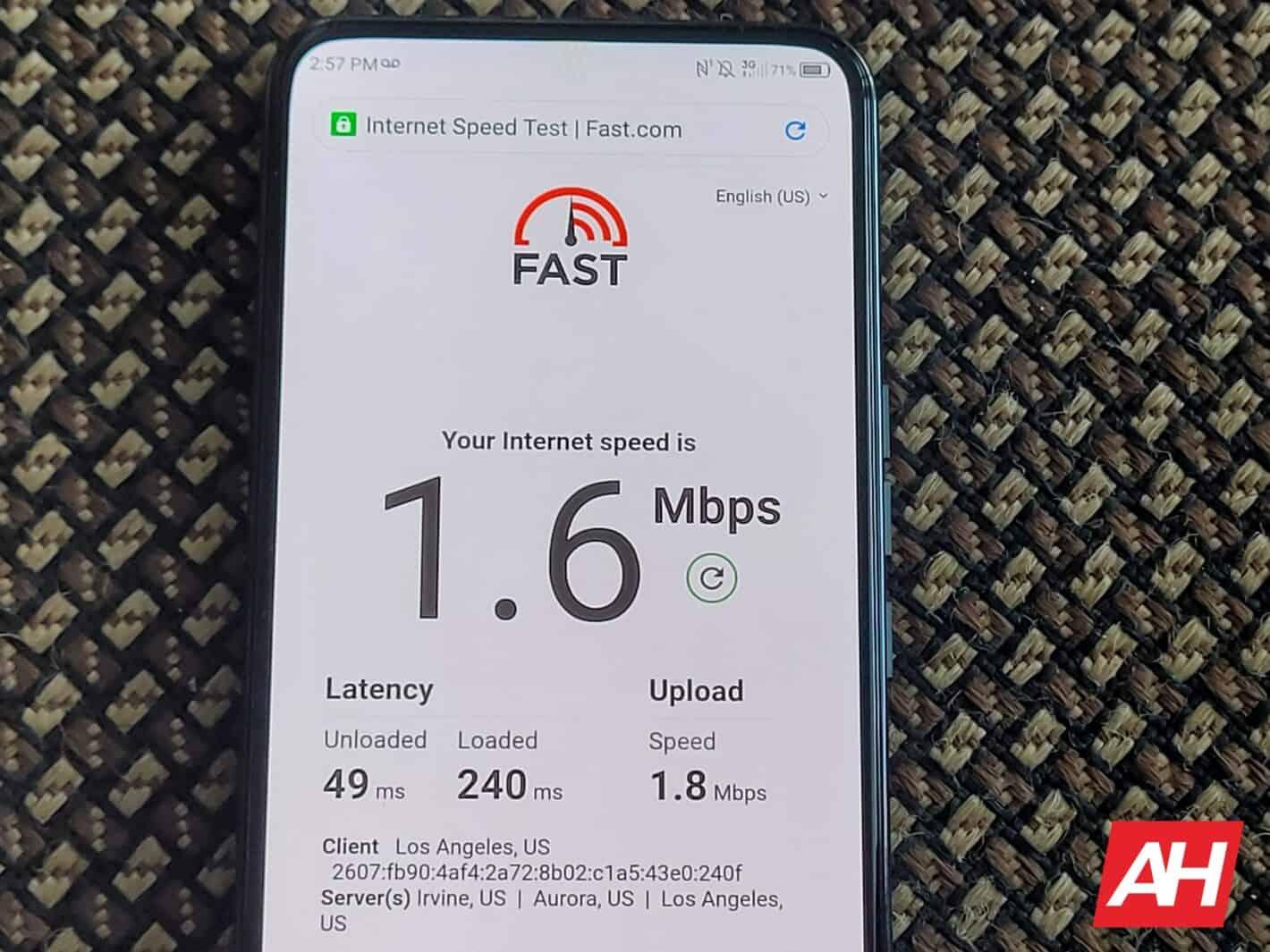 ZTE Axon 20 5G AH HR Connectivity