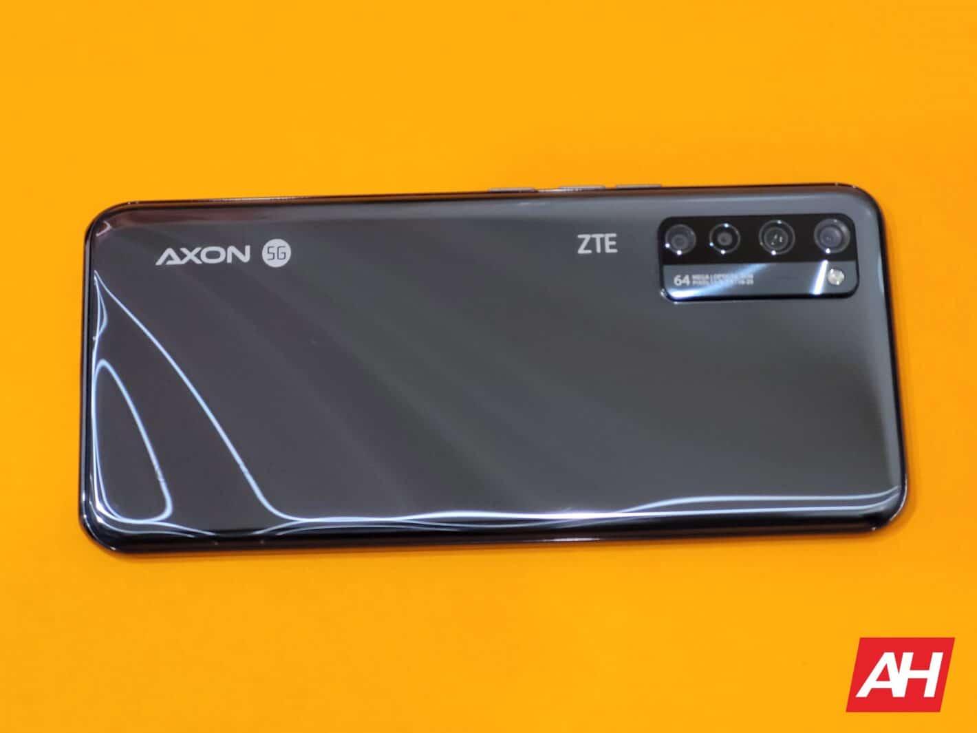 ZTE Axon 20 5G AH HR Verdict