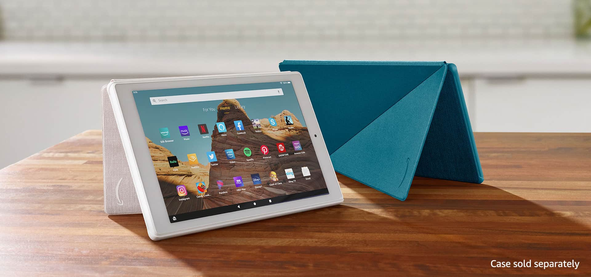 The Amazon Fire HD 10 is Cheaper Than It's Ever Been, Today Only