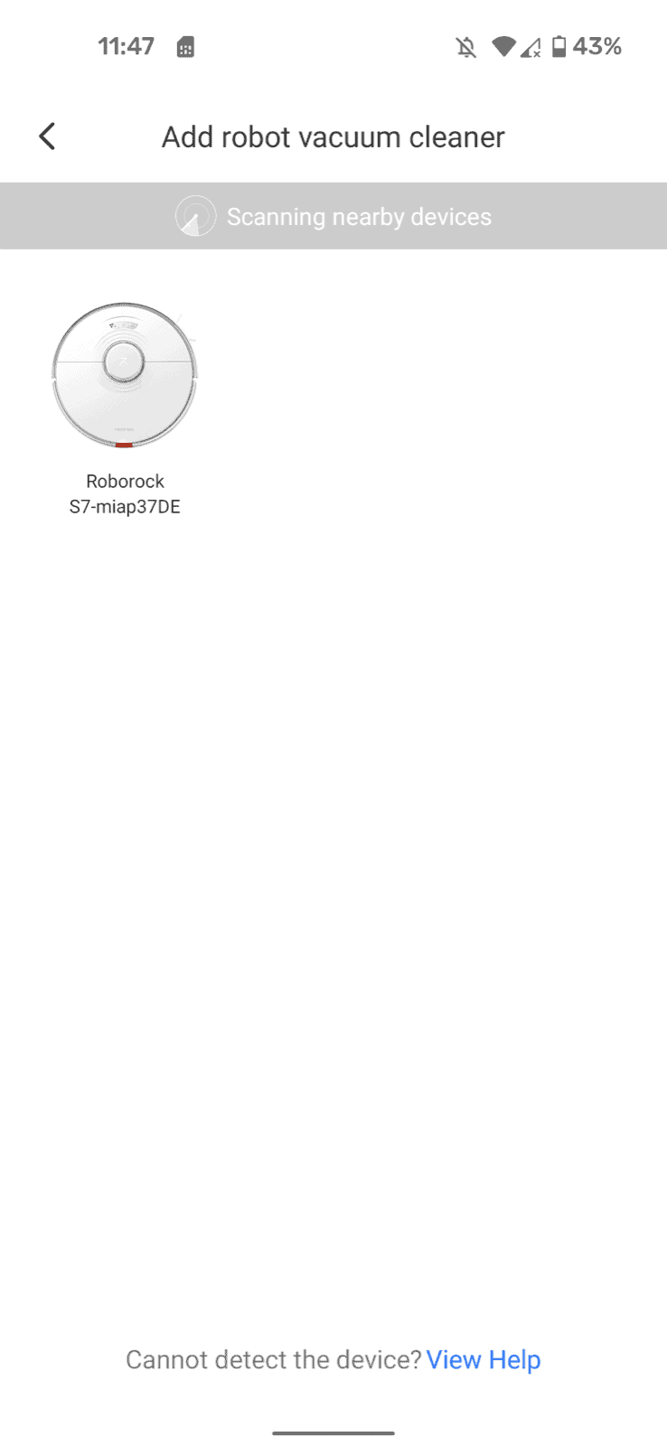 how to setup roborock s7 screenshots 1