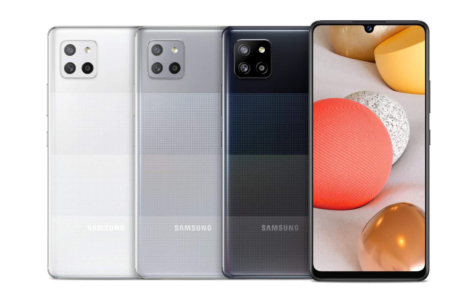 04 GalaxyA42 5G Variants