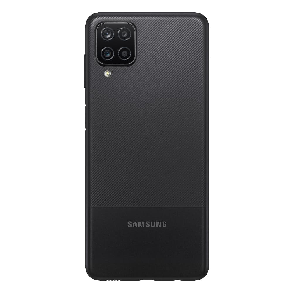 05 Galaxy A12 Black Back