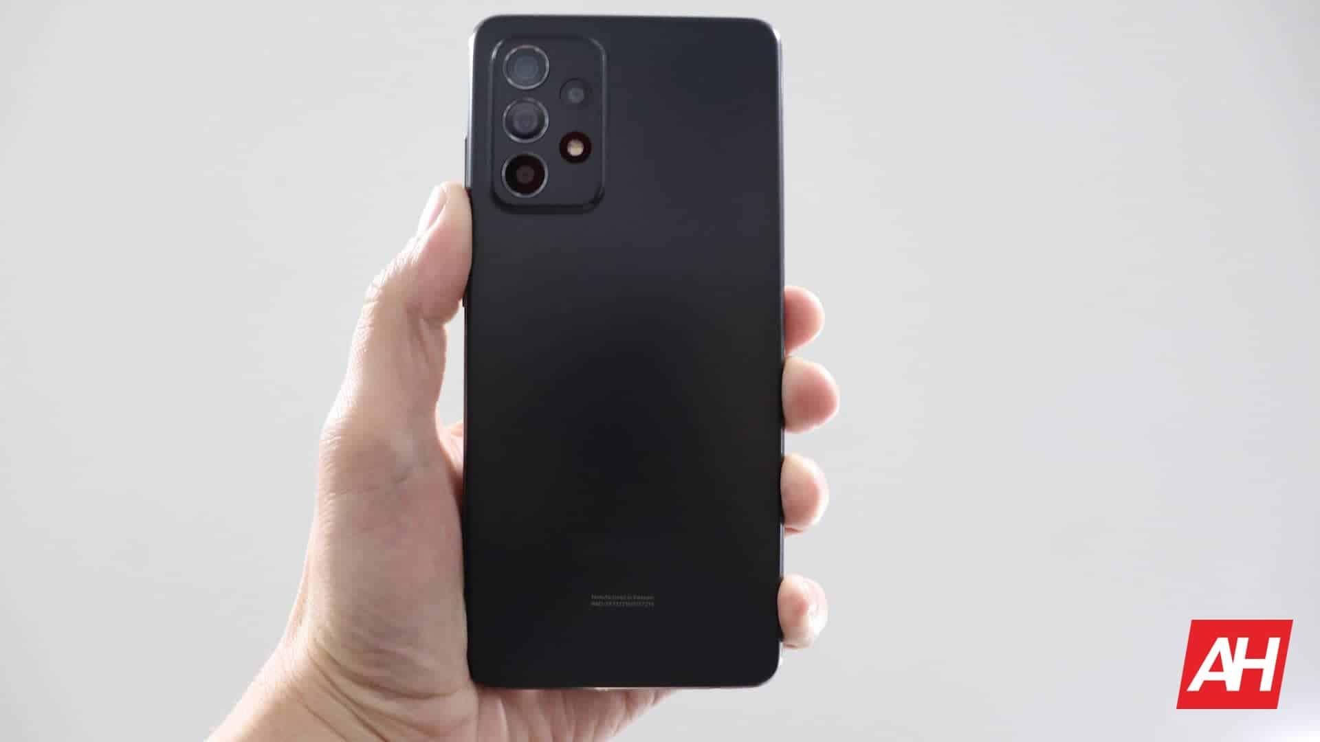 08 Samsung Galaxy A52 5G Review final DG AH 2021