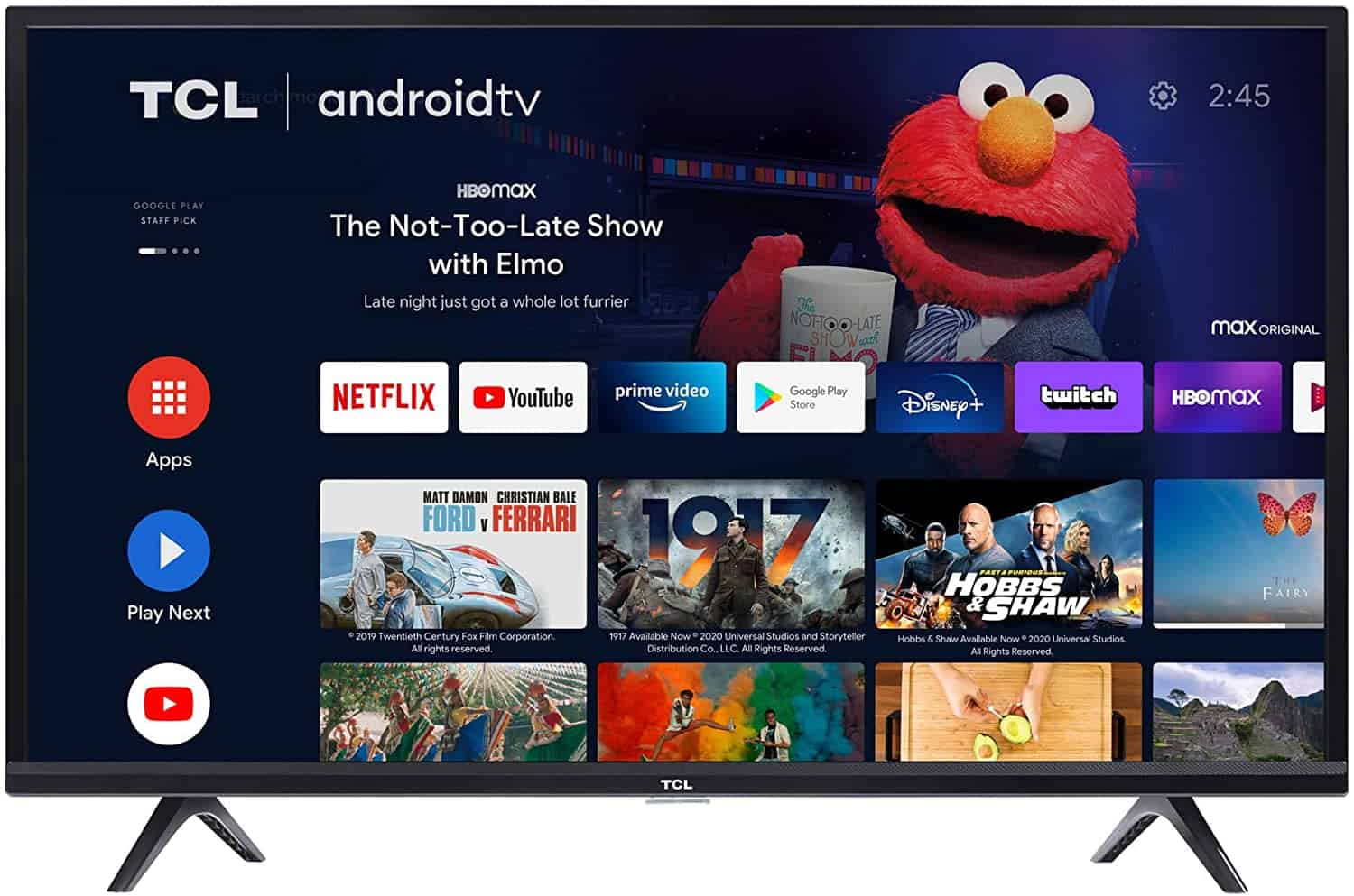 best android tv