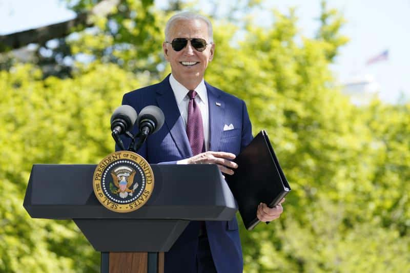 How To Watch President Biden's Joint Address To Congress