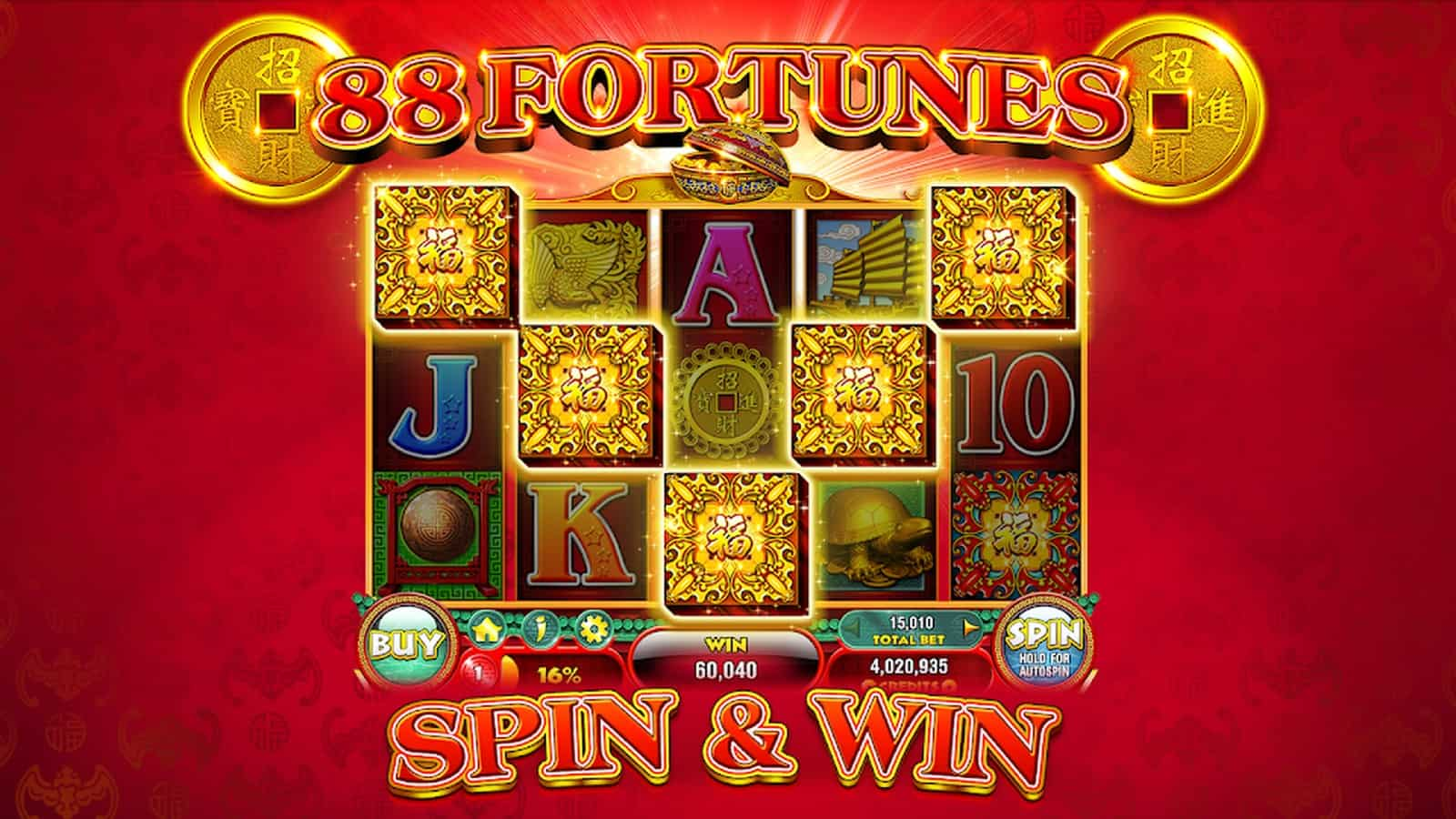 5 of the best slots games for Android