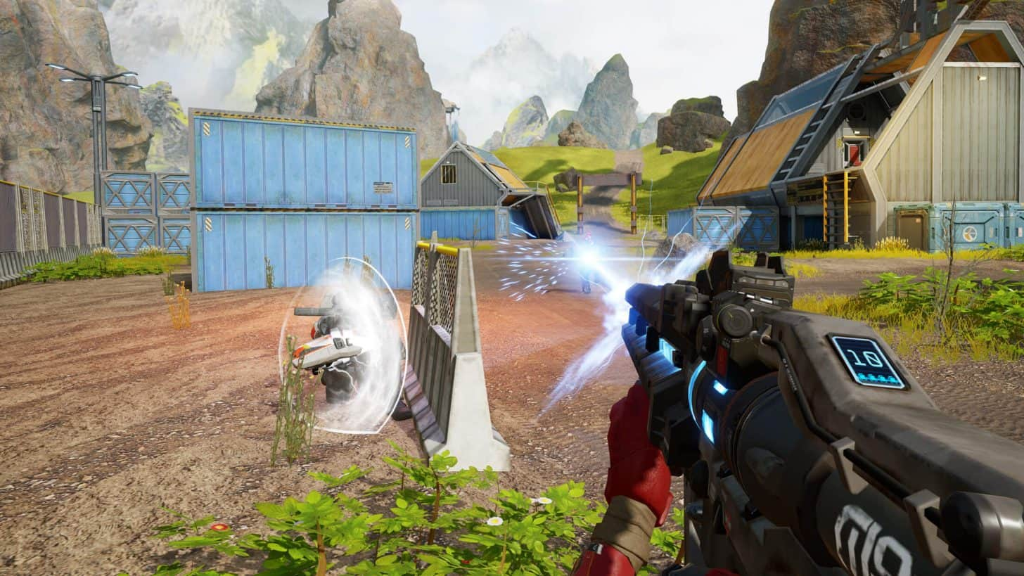 If you live in these two regions, you can play Apex Legends Mobile