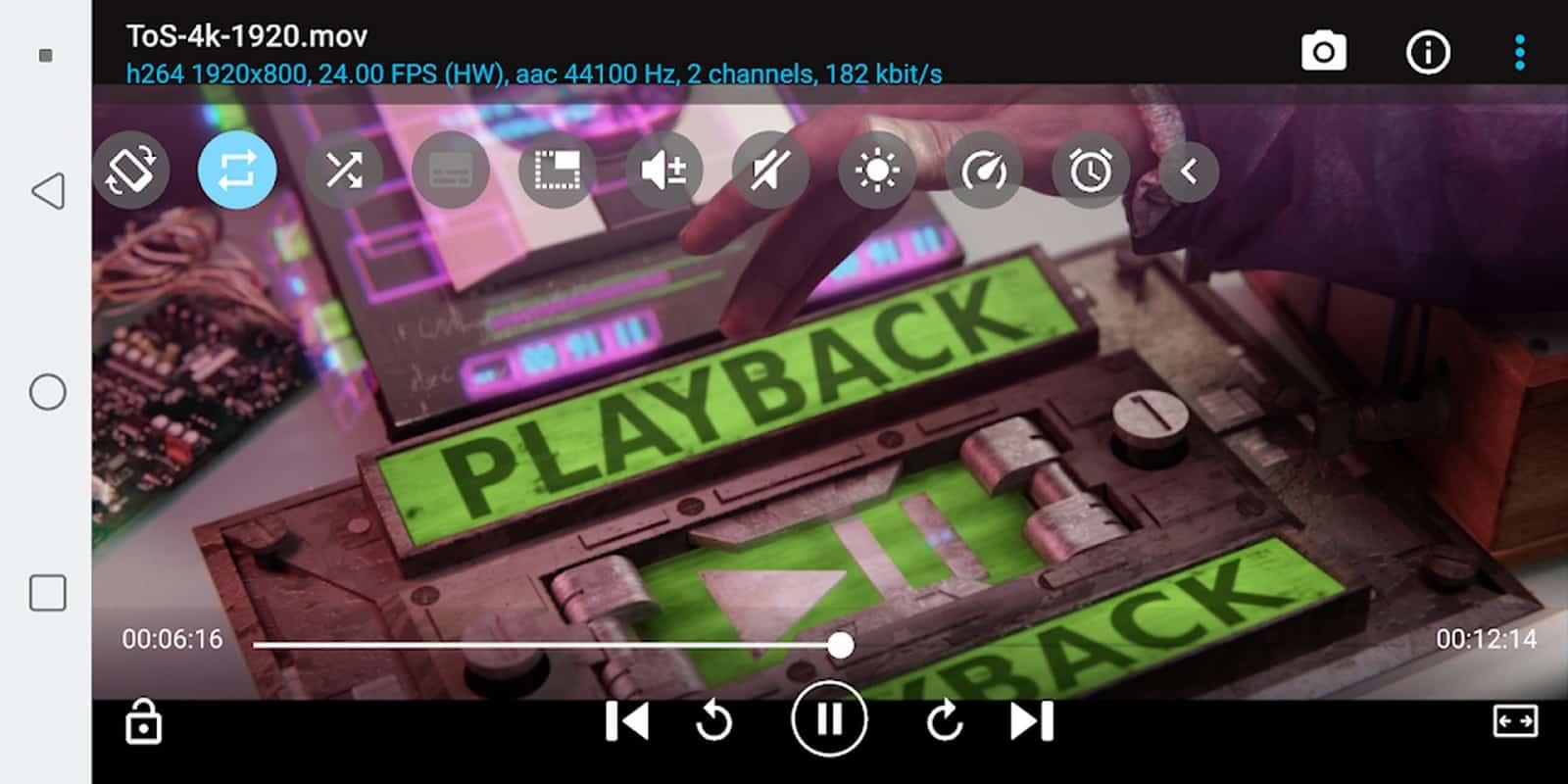 Image de l'application BSPlayer
