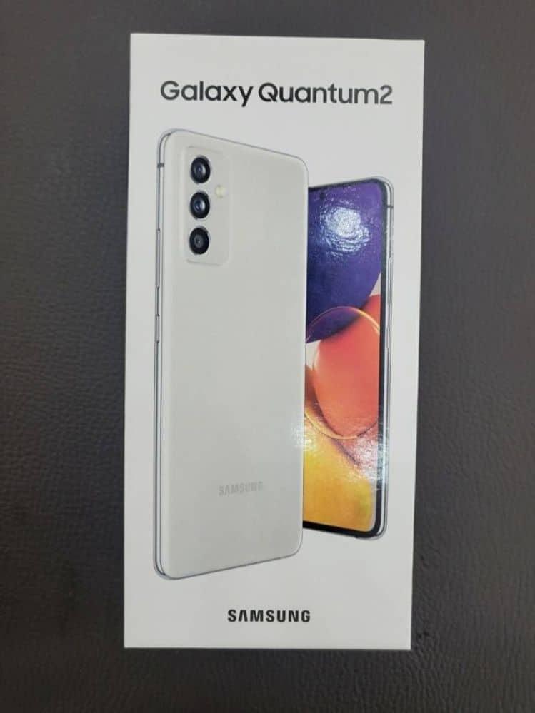 Galaxy A Quantum 2 aka A82 leak